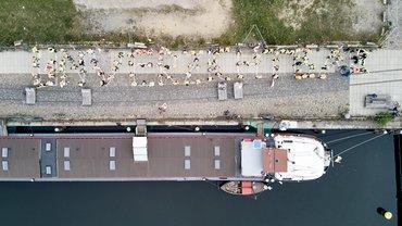 Tarifrunde ÖD 2020 Streiktag in Hamburg