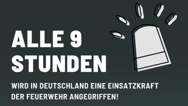 IFFD – Alle 9 Stunden wird in Deutschland eine Einsatzkraft angegriffen